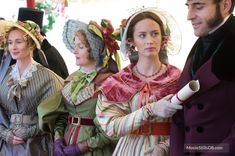 The Young Victoria - Publicity still of Mark Strong, Miranda Richardson, Emily Blunt & Genevieve O'Reilly Victoria Movie, Queen Victoria, Miranda Richardson, The Young Victoria, Rupert Friend, Mark Strong, Kingdom Of Great Britain, Emily Blunt, Prince Albert