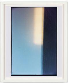 """Josh Brand / """"Bed"""", 2009, Unique C-type print, 36 cm x 28 cm or 40 cm x 32 cm framed"""