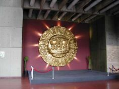Inti, the solar deity of the Inka (America, southern continent)