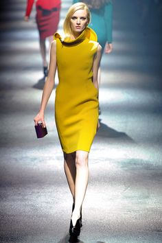 Lanvin Dresses Fall Winter 2013 - Visit http://formal-dresses-for-women.com/by-season/fall-dresses/ to buy the latest in Fall Dresses!