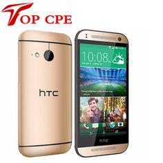 "M8 MINI Original HTC One Mini 2 Qual Core 4.5""Touch Screen 16GB Storage 13MP Camera WIFI GPS 4G LTE Android refurbished Phone"