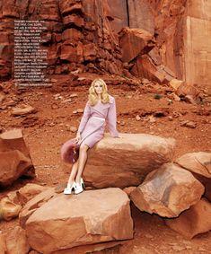 Candice Swanepoel in American Splendor  for Harper's Bazaar US by Terry Richardson