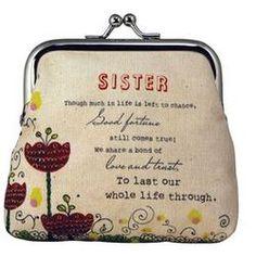 sister coin purse