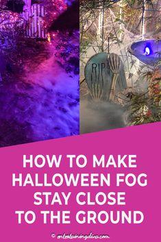 Halloween Graveyard, Halloween Scene, Scary Halloween Decorations, Halloween Haunted Houses, Outdoor Halloween, Easy Halloween, Halloween Witches, Halloween 2018, Halloween Stuff