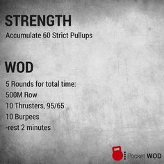 Crossfit Bootcamp, Crossfit Routines, Crossfit Workouts At Home, Weight Training Workouts, Running Workouts, Rowing Wod, Circuit Training, Rower Workout, Calisthenics Workout