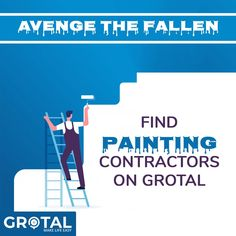 #Endgame of bad paint! Find the best #Painting_Contractors nearby on Grotal!