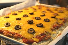Gluten Free Mexican Pizza Bake « Marine Corps Nomads