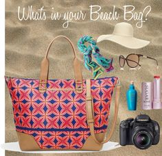 Live & Love Minneapolis: What Is In your Beach bag?
