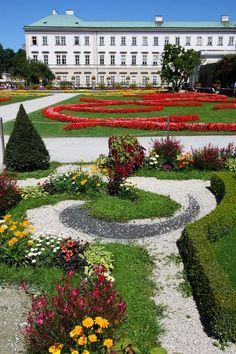 Mirabell Palace & Gardens ~ Salzburg, Austria