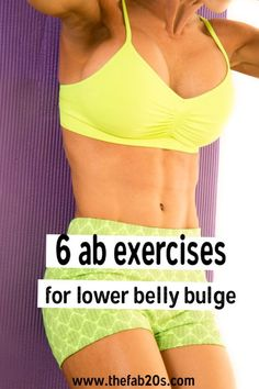 63bf0c66cf 6 Best Lower Ab Exercises To Finally Lose The Pooch