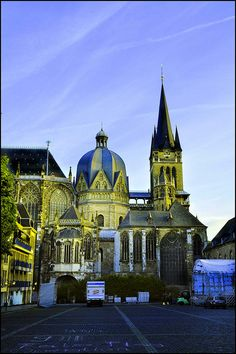 Pontstrasse, Aachen Germany