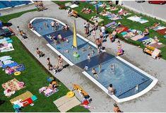 kúpalisko pre deti - detské bazény vyhne
