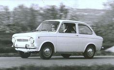 Fiat 850, anni 70