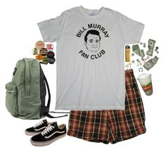 """do the kids still dance?"" by christmaslightsinaugust on Polyvore featuring Izod, Vans, Urbiana, Hot Topic and Ultimate"