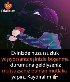 Evinizde Huzursuzluk Yaşıyorsanız | www.corek-otu-yagi.com – corek-otu-yagi.com Allah Islam, Olay, Karma, Prayers, Education, Sayings, Tips, Lyrics, Beans