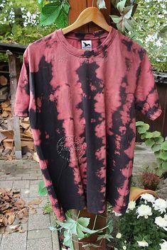 heder / Tričko _T-shirt_batik_XL_uni_black Uni, Kimono Top, Cover Up, T Shirt, Black, Tops, Dresses, Women, Fashion