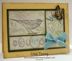 Add Ink and Stamp: Nature Walk Swap