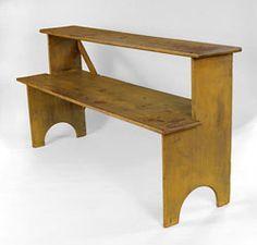 Shaker Furniture-J K Russell Antiques-Dealing in Shaker since 1979 Primitive Furniture, Primitive Antiques, Country Furniture, Antique Furniture, Painted Furniture, Primitive Homes, Prim Decor, Country Decor, Rustic Decor
