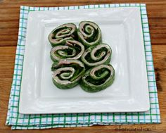 Lunch recipes for kids: Back to school ham Pinwheels