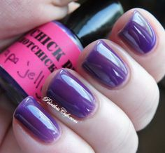 Grape Jelly nail polish