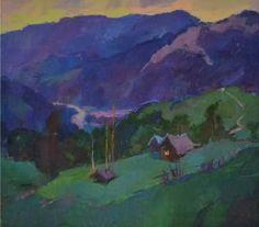 "Saatchi Art Artist Shandor Alexander; Painting, ""Before the Storm"" #art"