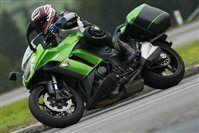 Testbericht: Kawasaki Z1000 SX Test