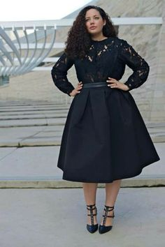 Tanesha awasthi all black everything outfit looking amazing after having the baby