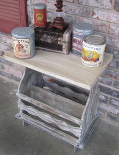 Driftwood Table - Sloane Paint/STL Gal
