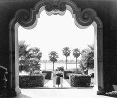 Florida Memory - View from the Vinoy Park hotel : Saint Petersburg, Florida