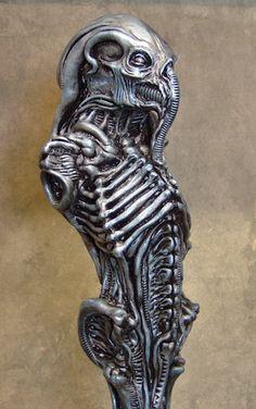 Prometheus - alien engineer - space jockey