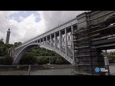High Bridge: New Yorks älteste Brücke wiedereröffnet   traveLink.