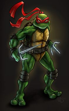 Character Casting: TMNT: For Raphael it's not love at first sight when he first meets Claire who thinks she's high maintenance know it all bitch.