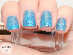 "@Tawdry Terrier ""Moondoggie"" - swatches and review at http://alittlepolish.blogspot.com/2013/08/tawdry-terrier-dog-days-of-summer.html #nailpolish #indienailpolish"