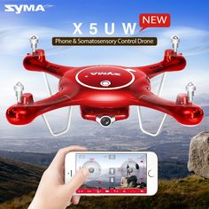 It doesn't have to cost a fortune to be remarkable.  Syma X5UW Drone w... Your choice http://uniqbrands.com/products/syma-x5uw-drone-with-wifi-camera-hd-720p-real-time-transmission-fpv-quadcopter-2-4g-4ch-x5uc-rc-helicopter-dron-quadrocopter?utm_campaign=social_autopilot&utm_source=pin&utm_medium=pin