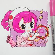 Sumomo anime: Chobits