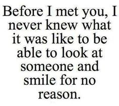 It Was Like To Be Able To Look At Someone Special - Special Tumblr Love Quote   My Quotes Home - Quotes About Inspiration