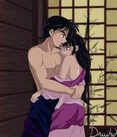 Anime : Inuyasha Miroku and sango Miroku, Kagome Higurashi, Awsome Pictures, Inu Yasha, Inuyasha And Sesshomaru, Samurai Champloo, The Originals Characters, Great Pic, Me Me Me Anime
