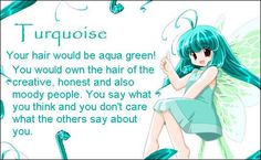 10 Best Anime Hair Color Meanings Images Anime Hair Color Color
