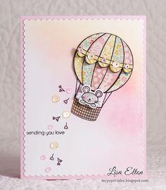 My Paper Tales: Pretty Pink Posh 1st Stamp & Die Release!!