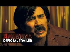 ARSENAL (2017 Movie) Official Trailer - Action/ Thriller. Starring Jonathan Schaech, Adrian Grenier, Nicolas Cage and John Cusack. In Theaters January 6, 2017.   Lionsgate Movies
