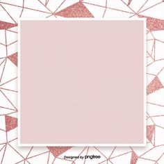 Pink gold geometric lines simple high end border background PNG and PSD Gold Foil Background, Geometric Background, Textured Background, Background Templates, Background Patterns, Background Clipart, Abstract Backgrounds, Colorful Backgrounds, Marco Polaroid