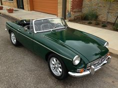 '66 MGB Roadster.  Had 3 (masochistic); the best was Downton Stage II tuned, with a great hardtop that made it look like a mini-Aston.