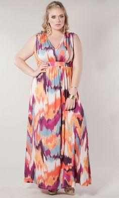 gettinfitt plus size maxi sundresses (21) #sundresses
