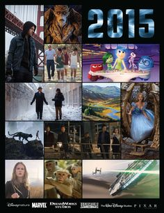 2015 Walt Disney Studios Motion Pictures Slate - Almost Supermom