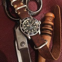 http://ift.tt/1prYy9M No Filter Just natural . Hand Made for my buddy Angelo #accessories #bracelet #cool #daytona #defender #emilio #AngeloD.#fun #funny #friends #leather#iwc #italiansdoitbetter #love #ludovico#leather #natostrap #omega #pam #panerai #bmw#roma #rolex #rugged#ruggedstyle#submariner #tattoos #vespa #vintage # by vintage_leatherwatchstrap