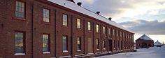 Calumet and Hecla Warehouse - Calumet, MI