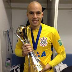 Goleiro Julio Cesar , Corinthians Bicampeão Mundial de Clubes do Japão