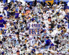 Mets 1B Ike Davis Wallpaper by a mega-fan.