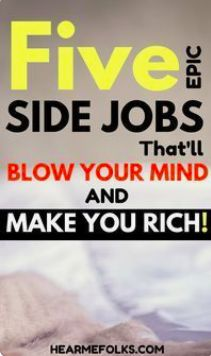 Epic Side Hustle Passive Income Small Business Ideas for Making Extra Money or l. Epic Side Hustle Passive Income Small Business Ideas for Making Extra Money or l. Earn Money From Home, Earn Money Online, Make Money Blogging, Online Jobs, Way To Make Money, Money Tips, Online Careers, Money Today, Online Earning
