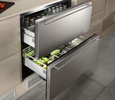 Kjøleskuff fra Norcool! Verdt å sjekke ut/vurdere (ev. som suplement/avlastning til vanlig kjøleskap)